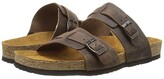Naot Footwear Santa Cruz (Crazy Horse Leather) Men's Sandals