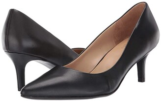 Naturalizer Everly (Black Leather) Women's Shoes