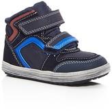 Geox Boys' Elvis High Top Sneakers - Toddler, Little Kid