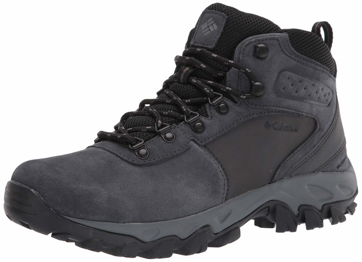 Columbia Men's Newton Ridge Plus II Suede Waterproof Hiking Boot
