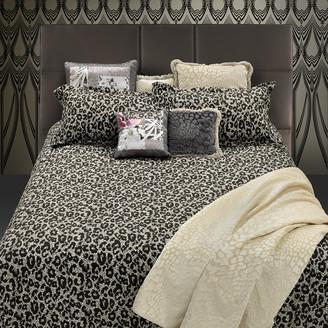 Roberto Cavalli Ghepardo Bed Set - Sand - King