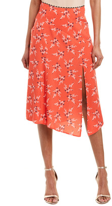 Allen Schwartz Nellie A-Line Skirt