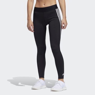 adidas Alphaskin 3-Stripes Long Tights
