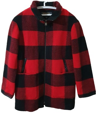 Pendleton Multicolour Wool Coat for Women