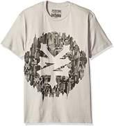 Zoo York Men's Short Sleeve City Circle T-Shirt