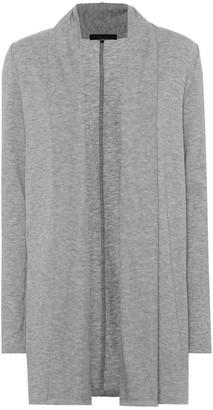 The Row Knightsbridge jersey cardigan