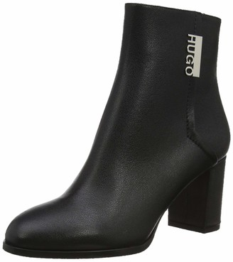 HUGO BOSS Women's Victoria Bootie70-gr Ankle Boots