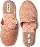 Kumi Kookoon Silk Slippers, Apricot