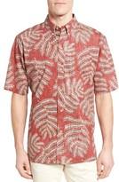 Reyn Spooner Men's Hapu'U Classic Fit Sport Shirt