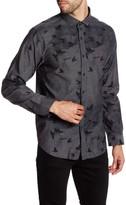 Howe Long Sleeve Black Crow Shirt