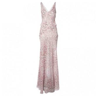 Vilshenko Pink Silk Dresses