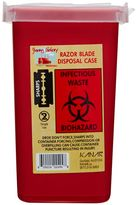 Derby International Razor Blade Disposal Case