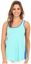 Mod-o-doc Supreme Jersey Contrast Side Panel Tank Top