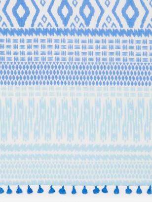 J.Mclaughlin Tapestry Scarf in Maldive Ikat