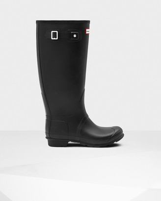 Hunter Women's Original Tall Wide Leg Rain Boots
