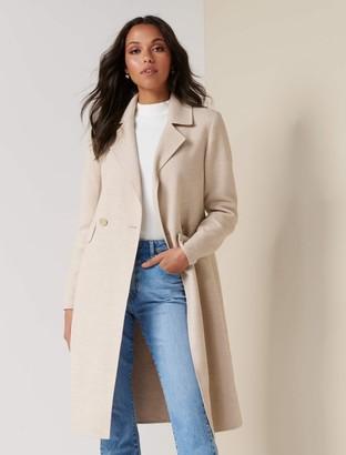 Ever New Phillipa Felled Seam Coat