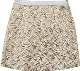 Kenzo Girls Jacquard Skirt