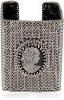 Bisou Bijoux Big Square Cuff Bracelet