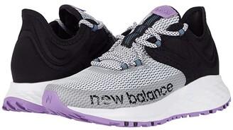 New Balance Fresh Foam Roav Trail (Light Aluminum/Black) Women's Classic Shoes