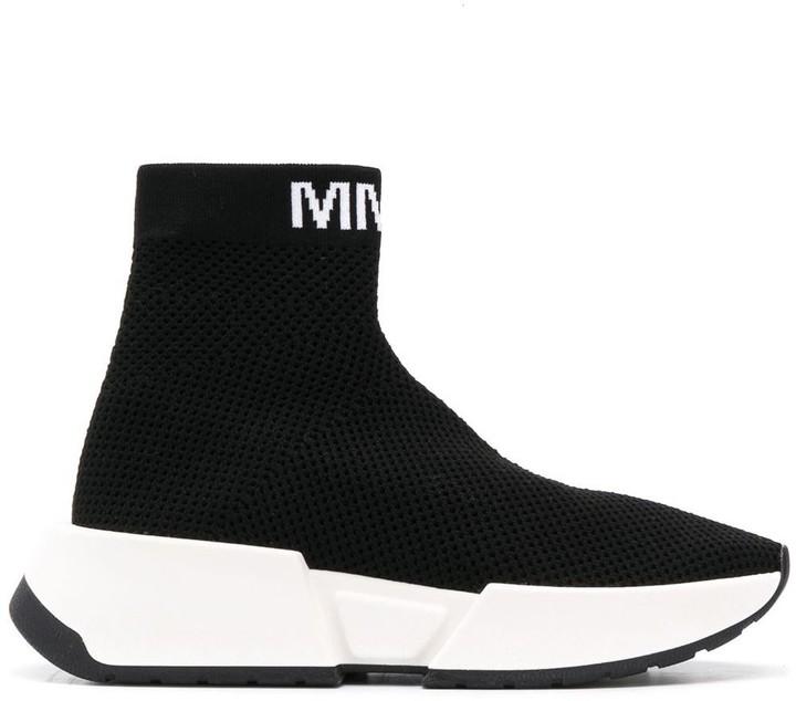 MM6 MAISON MARGIELA High Socks-Style
