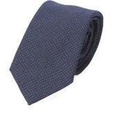 Paul Smith Blue Micro Dots Tie