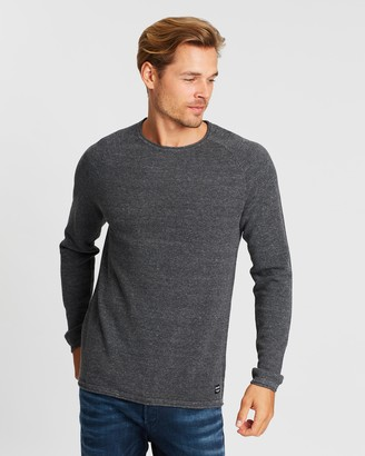 Jack and Jones Hill Knit Crew Neck Sweater