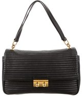 Sonia Rykiel Quilted Leather Shoulder Bag