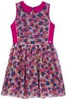 Juicy Couture Noveau Floral Sequin Party Dress