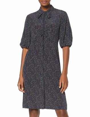 LK Bennett Women's's TILLILA Party Dress Sloane Blue 751) 42 Manufacturer size : 14