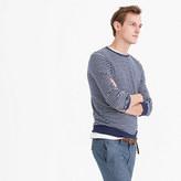 J.Crew Lightweight Italian cashmere crewneck sweater in stripe