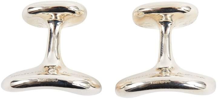 Tiffany & Co. Silver Silver Cufflinks
