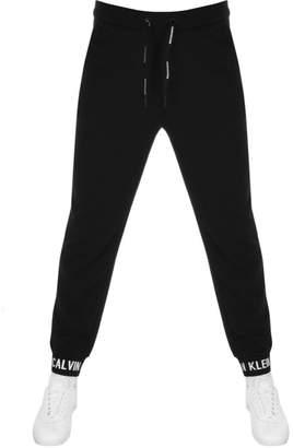 Calvin Klein Jeans Institutional Joggers Black