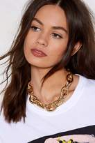 Nasty Gal Mrs T Chunky Necklace