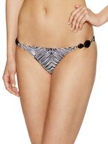 Melissa Odabash Printed Tri Top Bikini Set