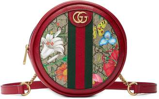 Gucci Ophidia GG Flora mini backpack