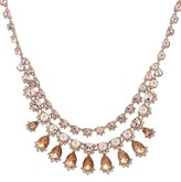 Givenchy Women's Drama Crystal Collar Necklace