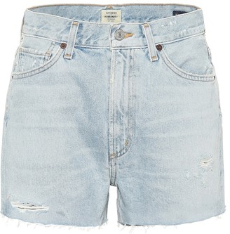 Citizens of Humanity Kristen high-rise denim shorts