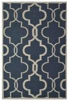 Bed Bath & Beyond Renault Indoor/Outdoor 2-Foot x 3-Foot Tapestry Area Rug in Indigo