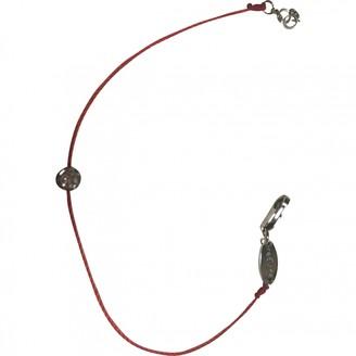 Redline Red Line Silver White gold Bracelets