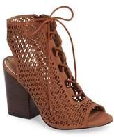Linea Paolo Georgia Ghillie Cutout Sandal
