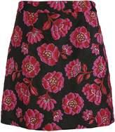 Blugirl Floral Jacquard Skirt