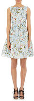 Erdem Women's Fit & Flare Kenya Dress-BLUE