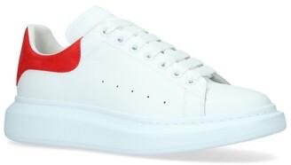Alexander McQueen Show Wedge Sneakers