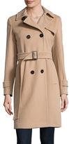 Marella Wool Trench Coat
