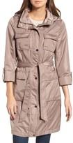 Tahari Women's Monroe Utility Trench Coat