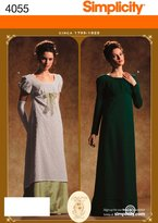Simplicity Sewing Pattern 4055 Misses' Costumes