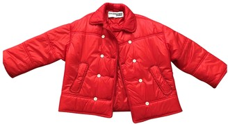 Courreges Red Coat for Women