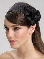 Jennifer Behr Rosette Headband