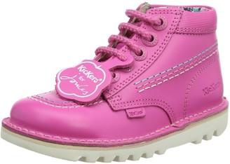 Kickers Baby Girls' Kick Hi Js Boots
