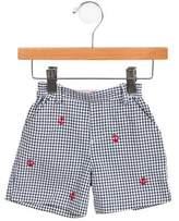 Florence Eiseman Boys' Striped Seersucker Shorts